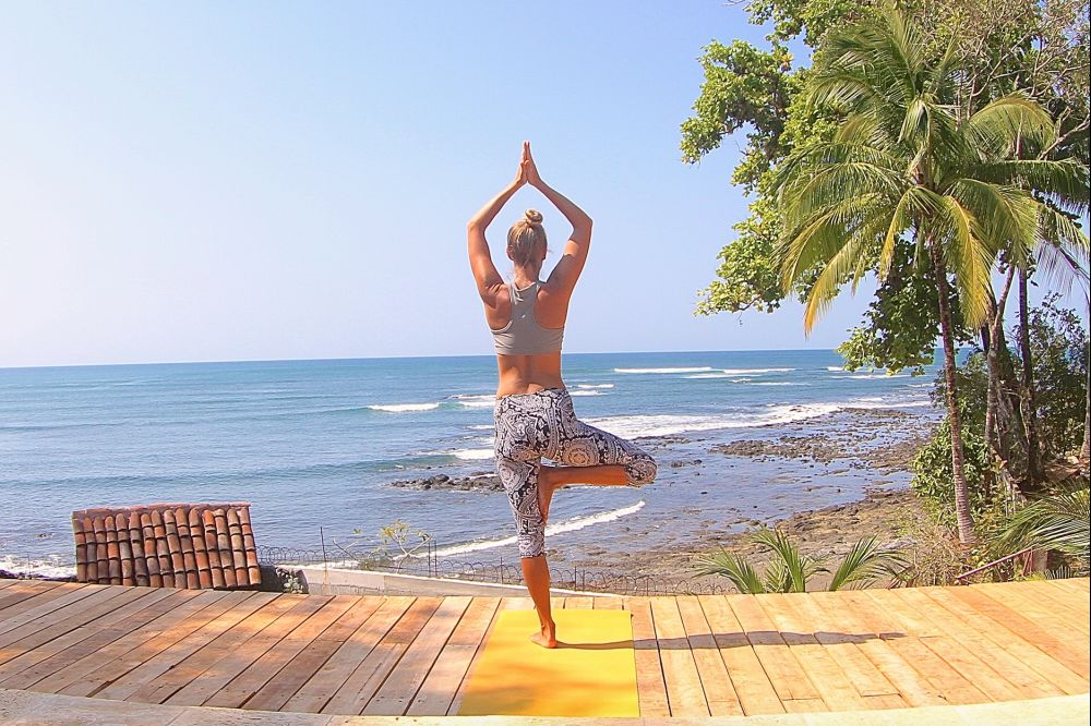 How yoga can prevent surfing injuries