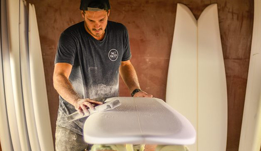 Shaping beginner shortboards