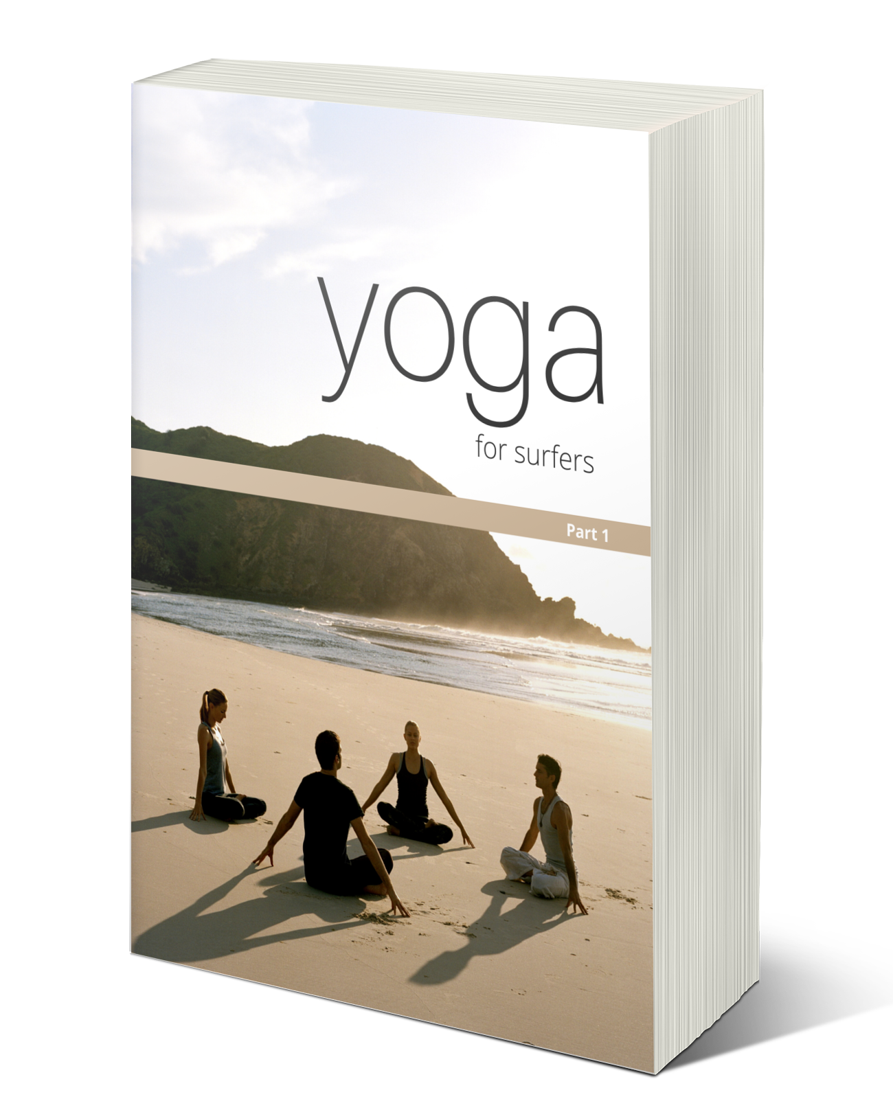 Yoga for surfers / Part 1
