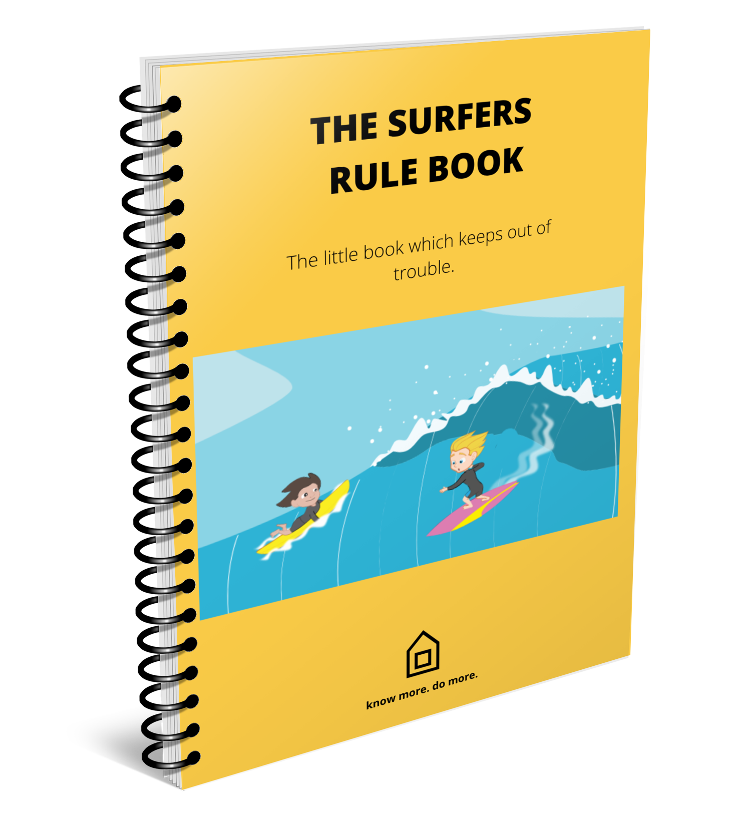 The Surfers Rule Book