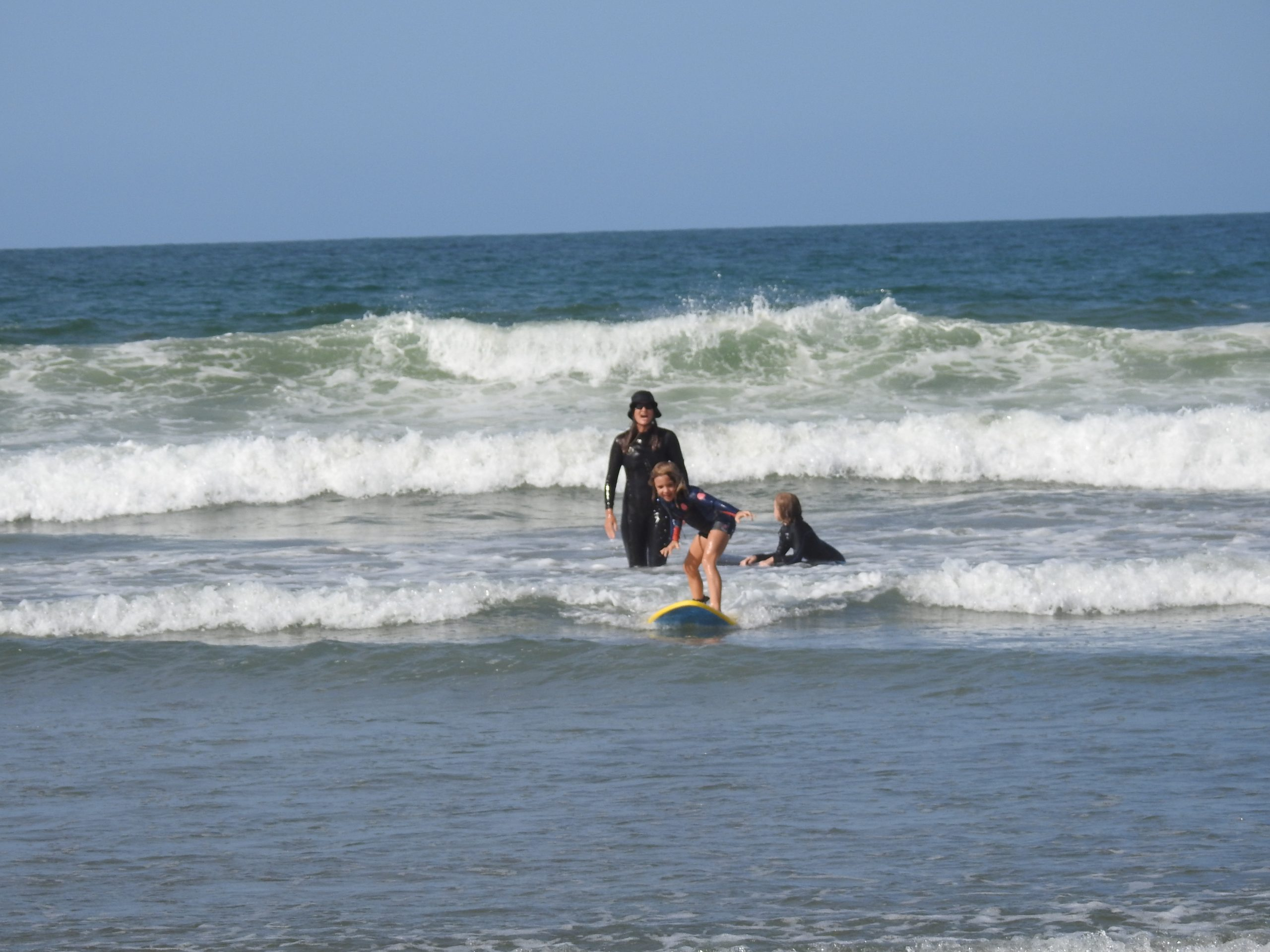 Surf lesson for individuals papamoa