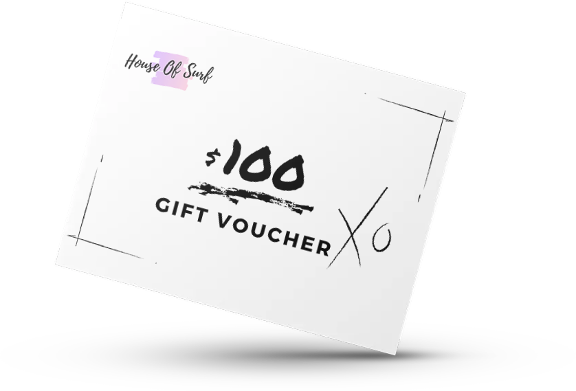 House of Surf Gift Voucher