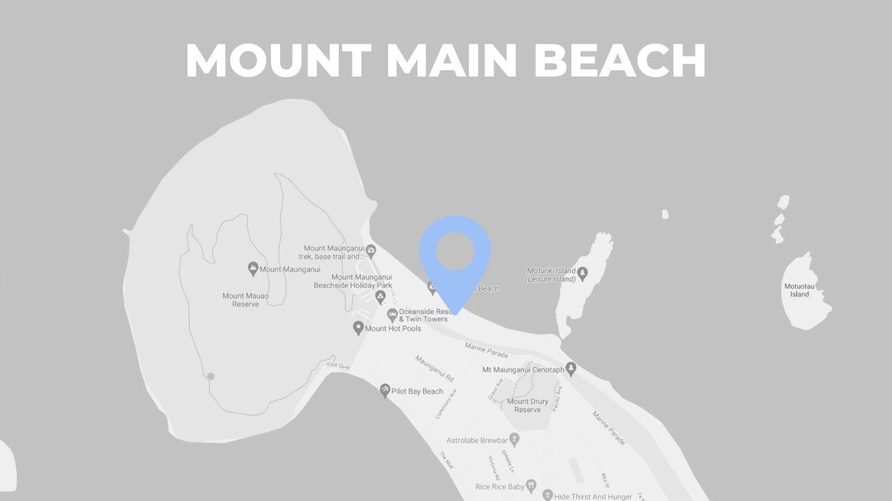Main Beach Mount Maunganui